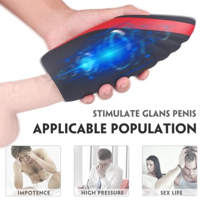 Male Vibrator Masturbator Cup Detachable Pocket Pussy Realistic Vagina Innovative Squeezable Panel for Men Masturbation Sex Shop
