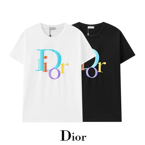 Luxury Brand Hot Sell Women And Men Summer T-Shirt Fashion New Tee