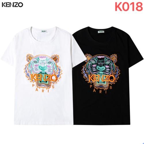 KENZO Luxury Brand Hot Sell Women And Men Summer T-Shirt Fashion New Tee