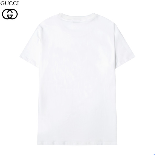 Copy Gucci Luxury Brand Hot Sell Women And Men Summer T-Shirt Fashion New Tee