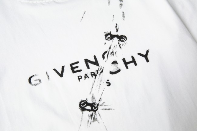 Givenchy Luxury Brand Hot Sell Women And Men Summer T-Shirt Fashion New Tee