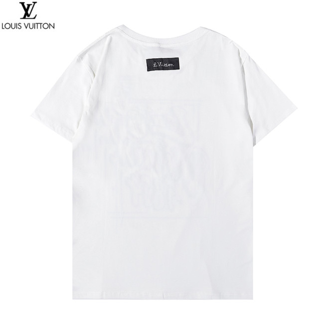 INS Luxury Brand Hot Sell Women And Men Summer T-Shirt Fashion New Tee