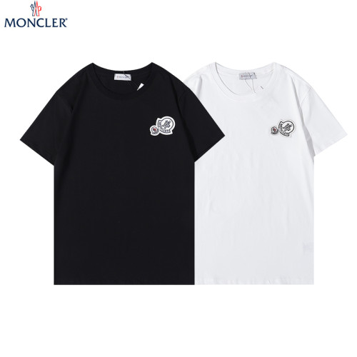 MONCLER Luxury Brand Hot Sell Women And Men Summer T-Shirt Fashion New Tee