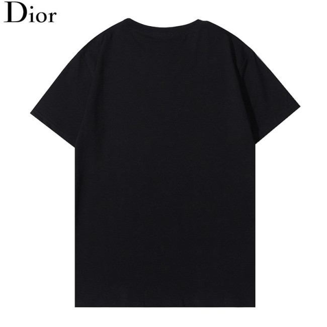DIOR INS Luxury Brand Hot Sell Women And Men Summer T-Shirt Fashion New Tee