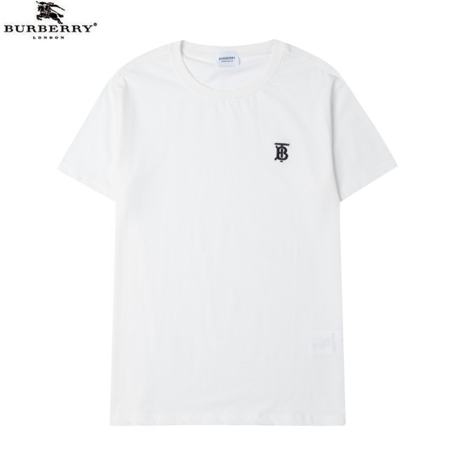 Burberry Luxury Brand Hot Sell Women And Men Summer T-Shirt Fashion New Tee
