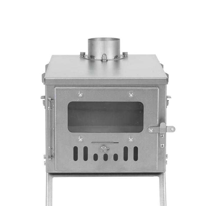 POMOLY T1 mini 3 チタンテントストーブ