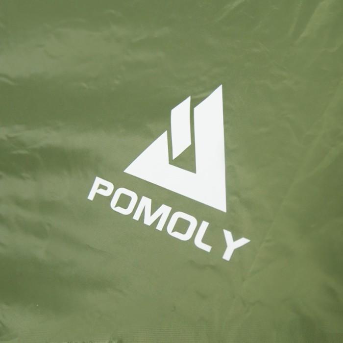 Pomoly HEX ワンポールテント  2-3人用 (煙突穴付き)