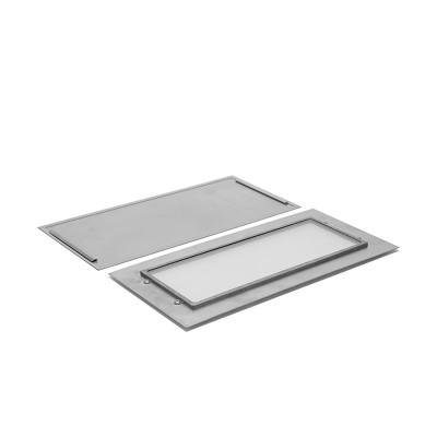 サイドパネル TIMBER MINI チタンストーブ専用(ガラス付きまたはガラスなし)