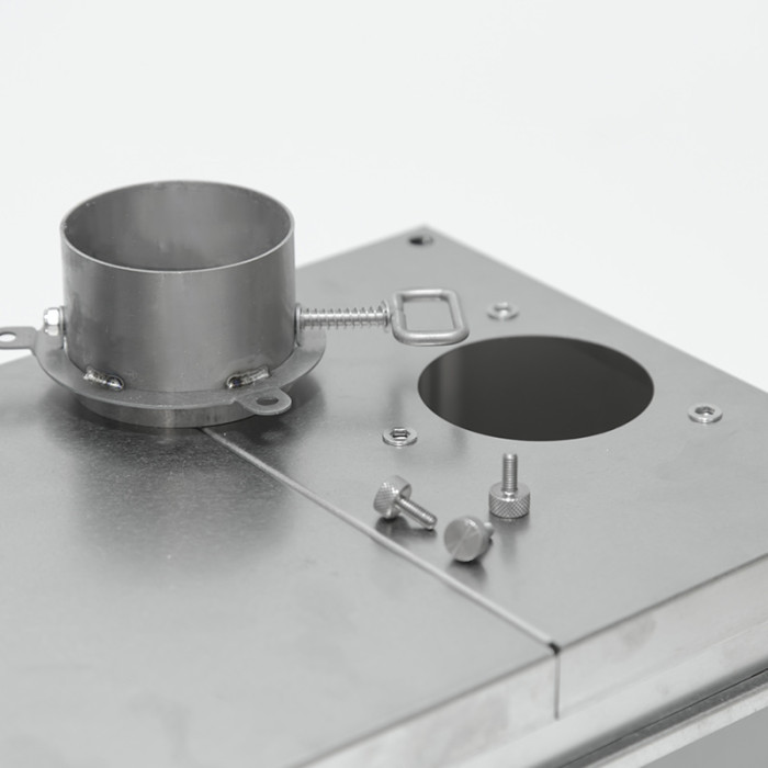 Pomoly TIMBER チタンテントストーブ 超軽量 2.3Kg