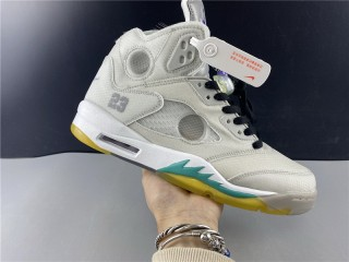 OFF-WHITE x Air Jordan 5 New