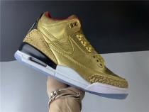 Air Jordan 3 Golden Tinker