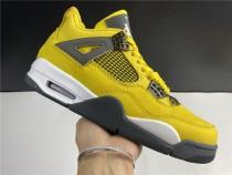 """Air Jordan 4 """"Lightning"""""""