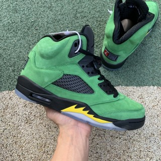 "Air Jordan 5 SE ""Oregon"""