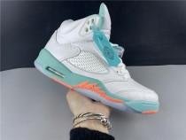 """Air Jordan 5 """"Light Aqua"""""""