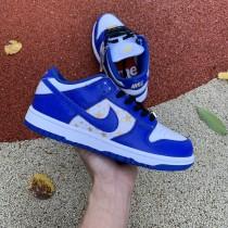 """Supreme x Nike SB Dunk Low """"Hyper Royal"""""""