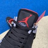 Air Jordan 4 Bred 2019