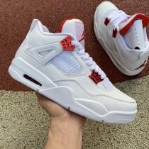 """Air Jordan 4 """"Red Metallic"""""""