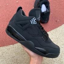 "Air Jordan 4 ""Black Cat"" 2020"
