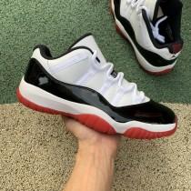 """Air Jordan 11 Low """"White Bred"""""""