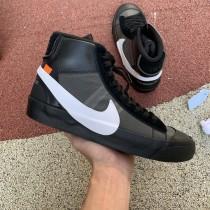 Nike x Off White Blazer Mid Black