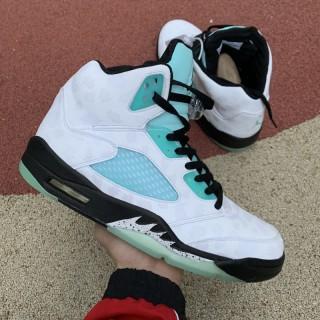 """Air Jordan 5 """"Island Green"""""""