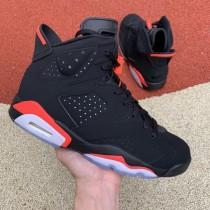 """Air Jordan 6 """"Black Infrared""""Nike"""