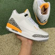 """Air Jordan 3 WMNS """"Laser Orange"""""""