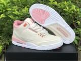 Air Jordan 3 WMNS Rust Pink