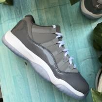 """Air Jordan 11 Low """"Cool Grey"""" GS"""
