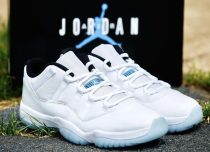 "Air Jordan 11 Low ""Legend Blue"" 2021"