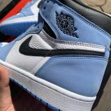 "Air Jordan 1 High OG ""University Blue"""