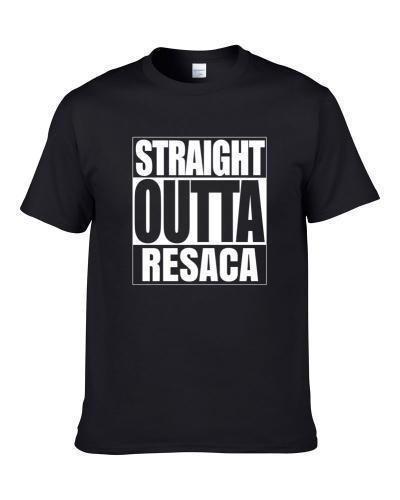 Straight Outta Parody Customizable T-Shirt