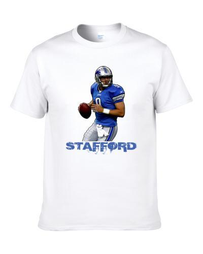 Matthew Stafford Detroit Football S-3XL Shirt