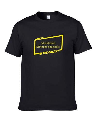 Star Wars The Best Educational Methods Specialist In The Galaxy  S-3XL Shirt