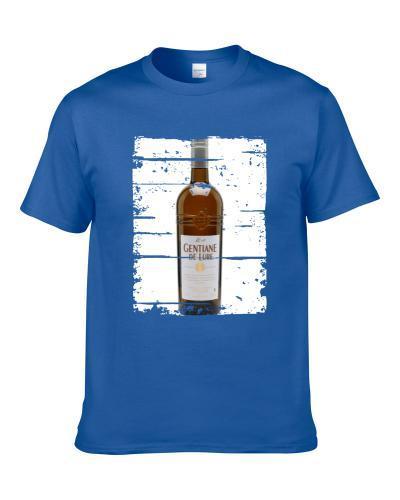 Gentiane De Lure Worn Look Fun Gift S-3XL Shirt
