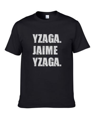 Jaime Yzaga Tennis Player Name Bond Parody S-3XL Shirt
