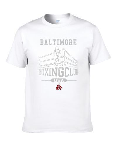 Baltimore Boxing Club Gym S-3XL Shirt