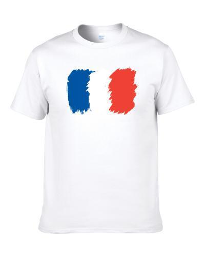 France Flag Europe Tourism Traveling Phone Case Shirt