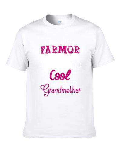 Im Called Farmor Because Im Too Cool Swedish Grandmother Men T Shirt