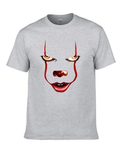 It The Movie Stephen King Clown Halloween Fan Shirt