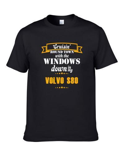 Volvo S80 Cruisin Round Town S-3XL Shirt