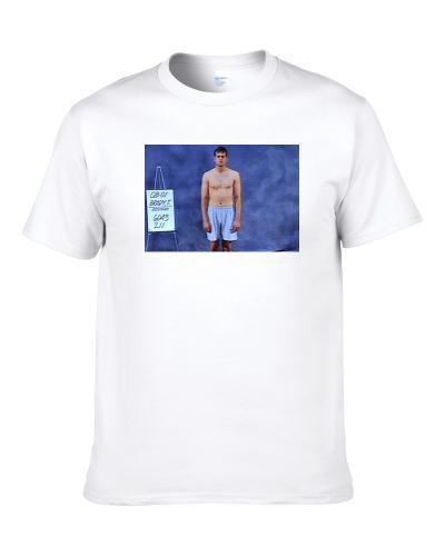 Ryan Jensen Trolling Tom Brady Combine Super Bowl Fan Best Replica Football S-3XL Shirt