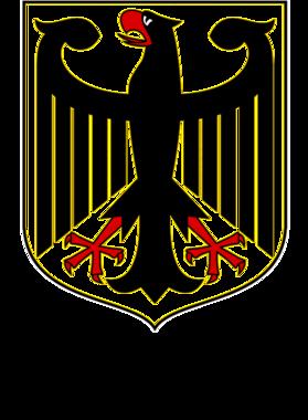 Beth German Last Name Custom Surname Germany Coat Of Arms S-3XL Shirt