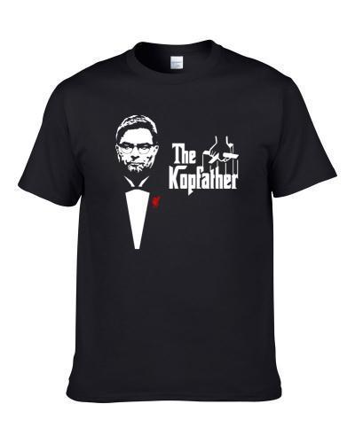 The Kopfather Jurgen Klopp Liverpool Football Soccer Manager Fan TEE