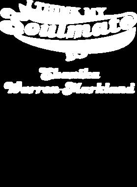 My Soulmate Is Shanika Warren-Markland Funny Actress Worn Look tshirt