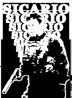 Alejandro Popular Movie Sicario Characters Cool Retro Faded Look Men T Shirt