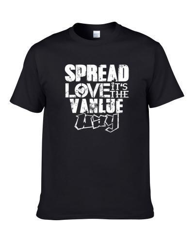 Spread Love It's The Vanlue Way American City Patriotic Grunge Look S-3XL Shirt