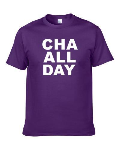 CHA Charlotte All Day Favorite Basketball Team City Pride Fan TEE