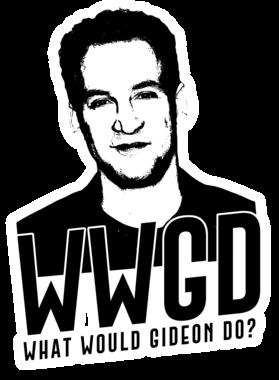 What Would Young Gideon Do Criminal Minds Ben Savage Shirt