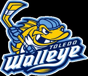 Toledo Walleye Hockey Logo S-3XL Shirt